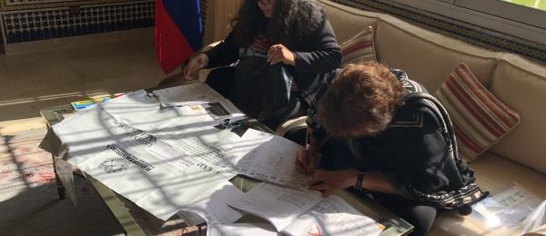 A las 4:00 p.m. cerró el primer día de elecciones en el exterior en la sede Consulado de Colombia